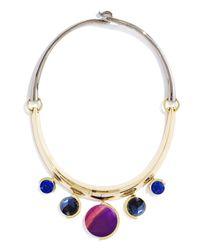 Sarah Magid | Delaunay Choker, Purple | Lyst