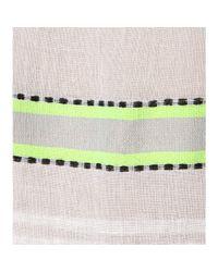 lemlem Multicolor Addis Striped Cotton Caftan