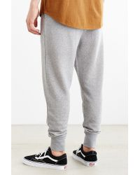 BDG | Gray Knit Jogger Pant for Men | Lyst
