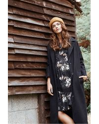 Somedays Lovin | Black Isle Of Sky Floral Dress | Lyst