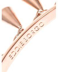 Eddie Borgo | Metallic Bell Charm Gold-Plated Bracelet | Lyst