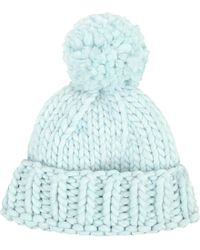 Wool And The Gang - Blue Zion Lion Hat Knitting Kit - Lyst
