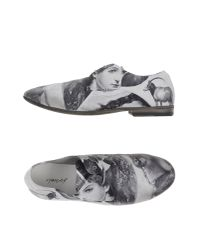Marsèll Gray Lace-up Shoes for men