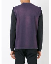 Our Legacy - Purple Sleeveless Sweatshirt for Men - Lyst