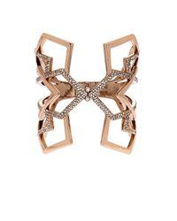 Lulu Frost | Metallic Portico Cuff | Lyst