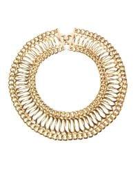 ALDO   Metallic Raccano Link Chain Collar Necklace   Lyst