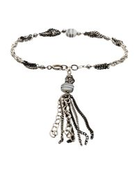 Donatella Pellini Metallic Bracelet