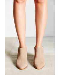 Dolce Vita - Natural Keiton Ankle Boot - Lyst
