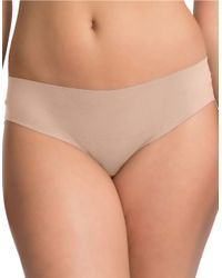 Spanx Natural Undie-tectable Lace Bikini