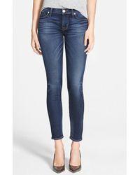 Hudson Jeans - Blue Hudson 'Krista' Super Skinny Jeans - Lyst
