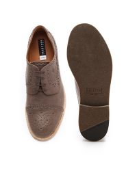 Fratelli Rossetti | Brown Nappa Derby Cap Toes for Men | Lyst