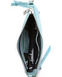 Botkier Blue Trigger Cross Body Bag - Soft Pink