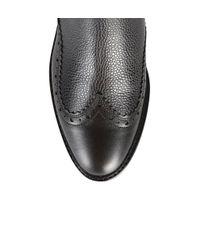 Hobbs | Black Ollie Ankle Boot | Lyst