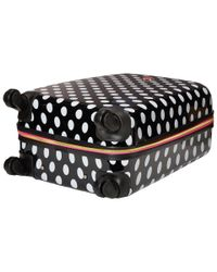 Betsey Johnson | Black Doll And Dresses Small Roller Carry On | Lyst