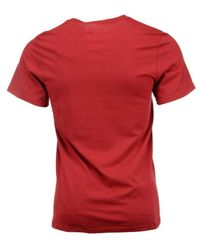 Adidas Red Men's Indiana Hoosiers Mark My Words T-shirt for men