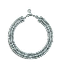 John Hardy | Metallic Classic Chain Five-row Necklace | Lyst
