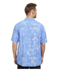 Tommy Bahama | Blue Napoli S/s for Men | Lyst