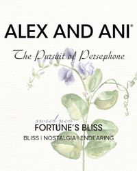 ALEX AND ANI - Metallic Fortune's Bliss Sweet Pea Expandable Wire Bangle - Lyst