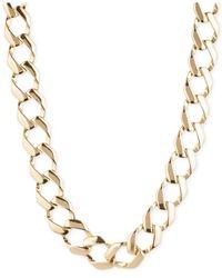 Jones New York - Metallic Gold-Tone All-Around Collar Necklace - Lyst