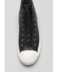 3b3b69a1f8f4 Lyst - Converse X Uo Chuck Taylor All Star Leather High-Top Men S ...