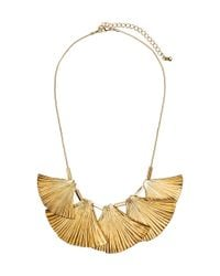 H&M | Metallic Metal Necklace | Lyst
