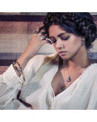 Pamela Love | Metallic Mini Sueño Pendant | Lyst