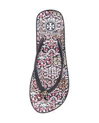 Tory Burch | Multicolor 50mm Thandie Printed Flip Flops | Lyst