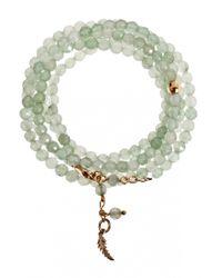 Only Noa Chez Carré Y. | Green Amazonite Bracelet | Lyst
