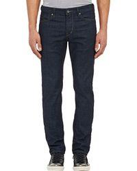 John Varvatos | Blue Bowery Jeans for Men | Lyst