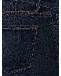 J Brand Blue 811 Mid Rise Skinny Leg Jeans
