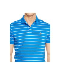 Polo Ralph Lauren | Multicolor Striped Pima Soft-touch Polo Shirt for Men | Lyst
