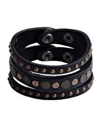 Replay Black Bracelet