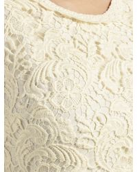 Somerset by Alice Temperley - White Lace Dress - Lyst