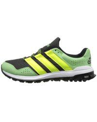Adidas | Green Slingshot Trail for Men | Lyst