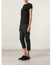 Stella McCartney Black Horse T-Shirt