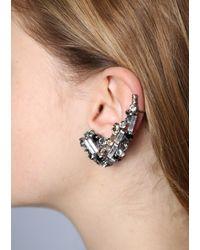 Dorothee Schumacher - Gray Beauties Ear Cuff - Lyst