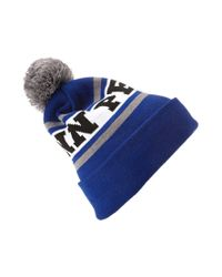 Forever 21 | Blue State Pom Beanie | Lyst
