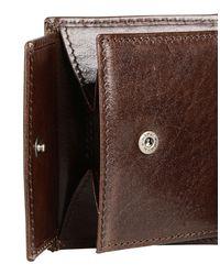 The Bridge - Brown Wallet - Lyst