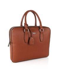 BOSS Brown Doctors Santik Bag for men