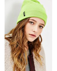 Patagonia | Green Slopestyle Beanie | Lyst