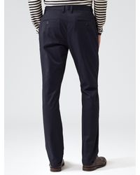 Reiss Blue Roadster Formal Trousers for men