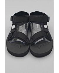 d92fa734e54d Lyst - Suicoke Black Depa V2 Sandal in Black for Men