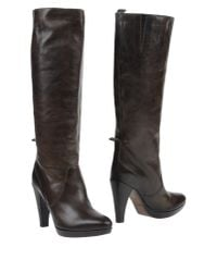 Buttero - Brown Boots - Lyst