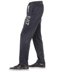 EA7 | Blue Train Visibility Jogging Pants for Men | Lyst