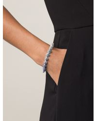 Eddie Borgo | Metallic Ombre Pave Cone Bracelet | Lyst