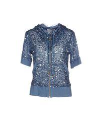 Anna Rachele - Blue Jacket - Lyst