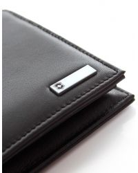 Victorinox - Black Amsterdam Wallet for Men - Lyst