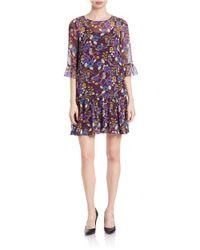 Kensie | Multicolor Printed Dress | Lyst
