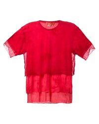 Comme des Garçons Layered T-Shirt
