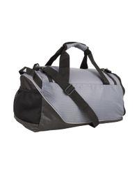 Adidas Originals - Gray Team Speed Duffel - Small - Lyst
